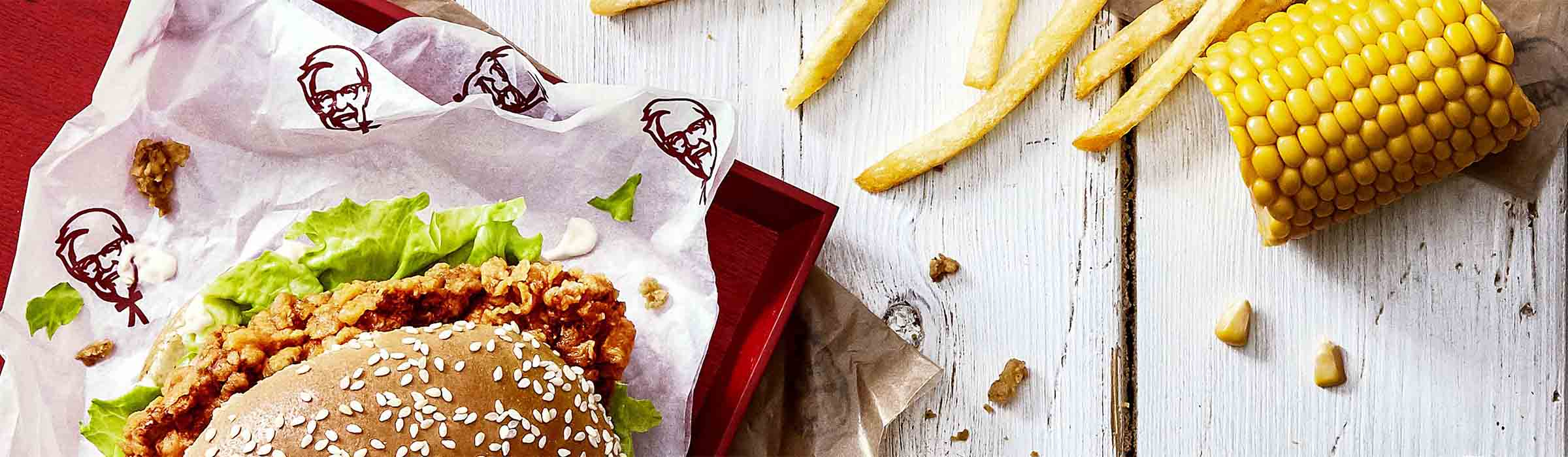 Kfc Delivery And Takeaway Order From A Kfc Near You