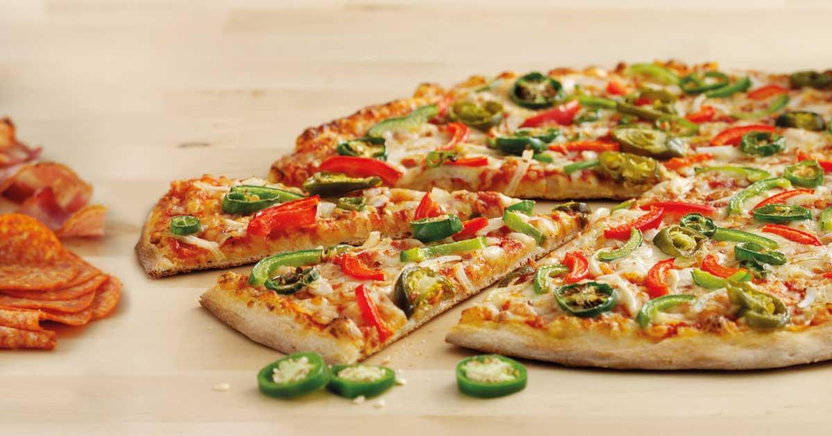Papa John 39 S Pizza Delivery Near You